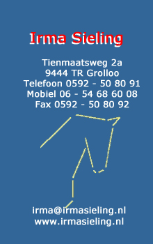 Logo adres Irma Sieling